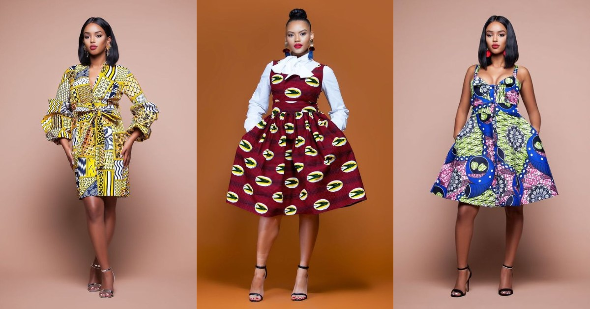 Latest African Fashion Dresses For Ladies In 2019