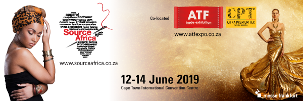 Source Africa and ATF Expo from 12-14 June 2019 at the CTICC